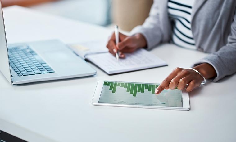 analisar juros de créditos